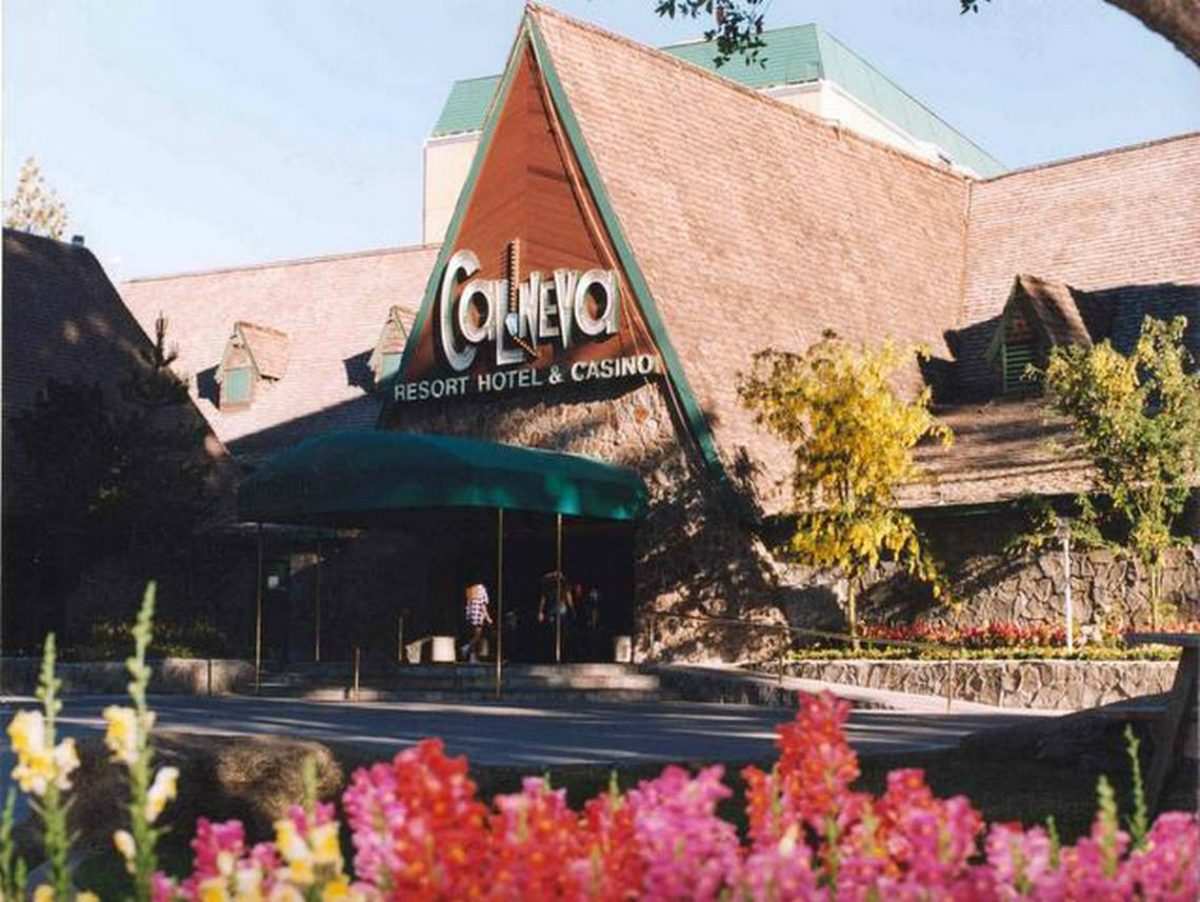 Cal Neva casino hotel Lake Tahoe