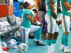 NFL national anthem protest kneeling