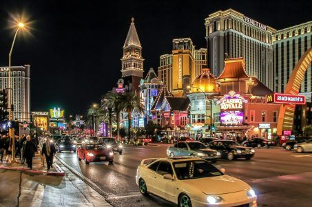 Las Vegas Strip casino hotel rate