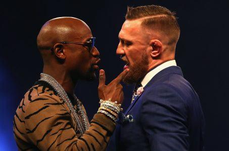 Floyd Mayweather Conor McGregor feud