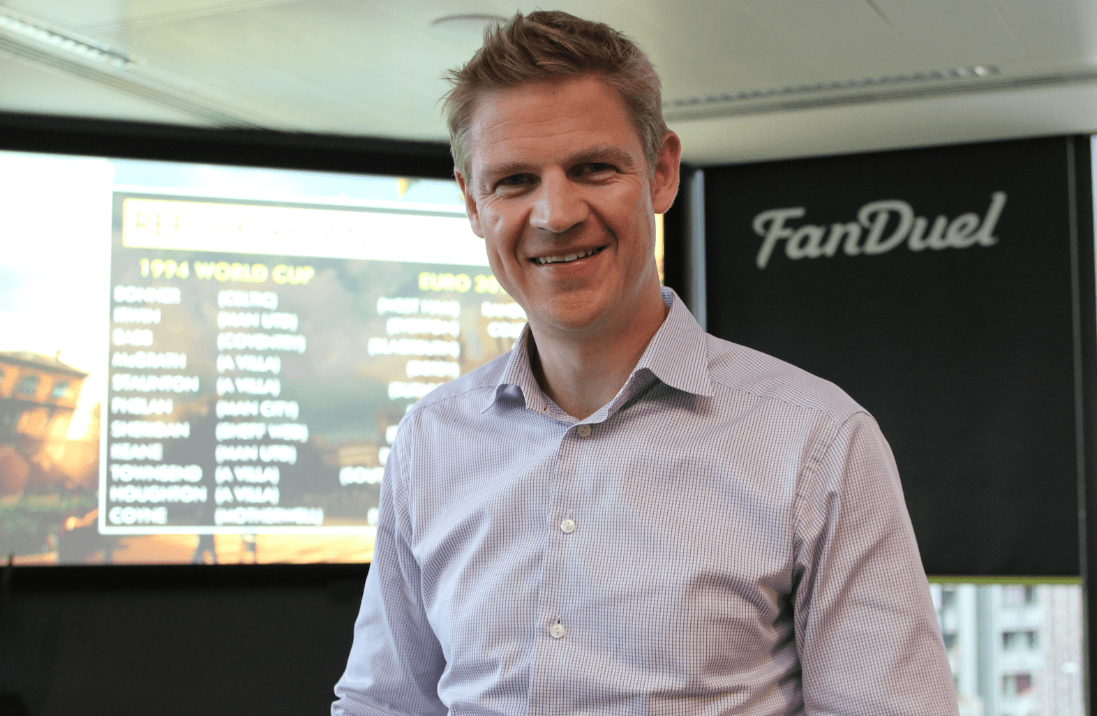 Nigel Eccles FanDuel lawsuit
