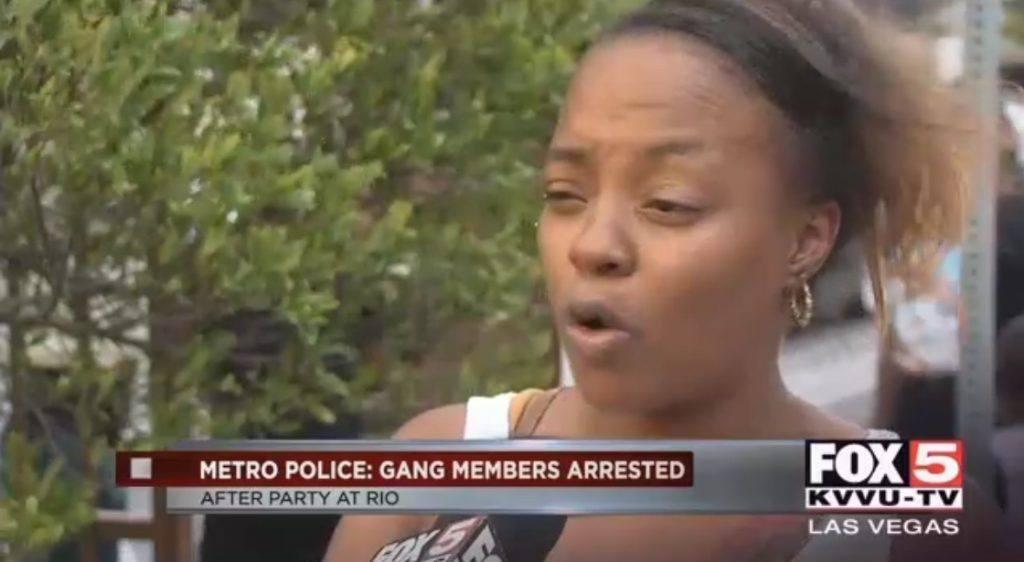 Rio gang arrests