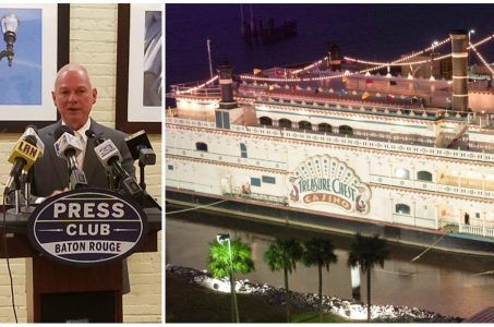 Louisiana riverboat casino regulation