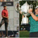 Tiger Woods PGA odds Brooks Koepka