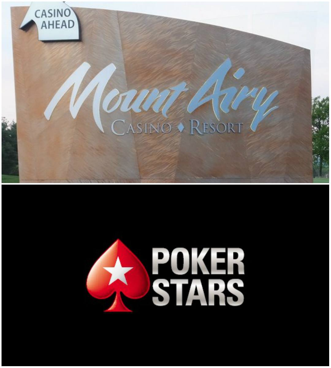 PokerStars Mount Airy Casino online gambling