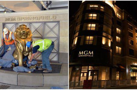 MGM Springfield East Windsor casino