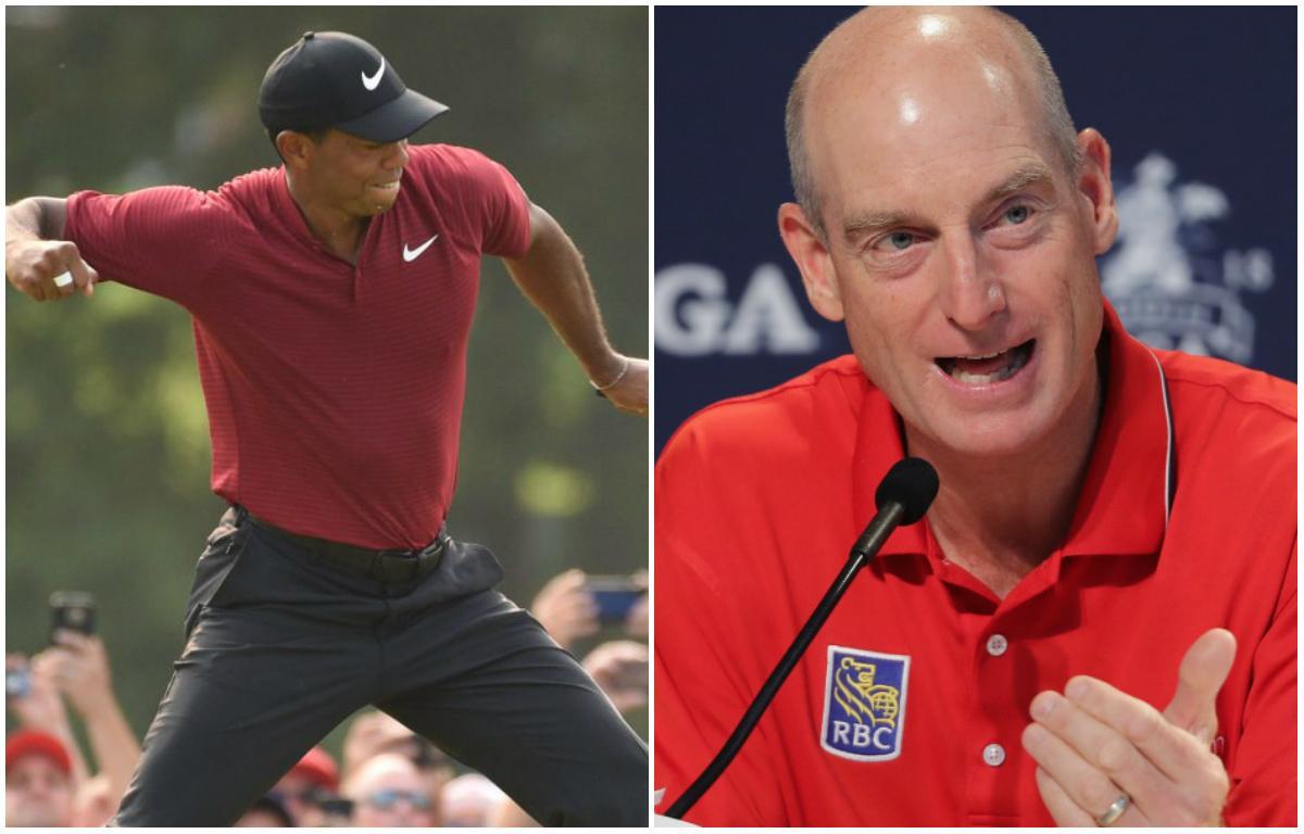 Ryder Cup odds Tiger Woods