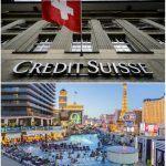 Credit Suisse gaming casino stock