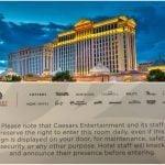 Caesars Palace security Def Con