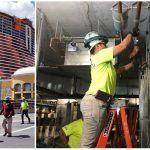 Encore Boston Harbor, MGM Springfield Put More Women on Construction Site