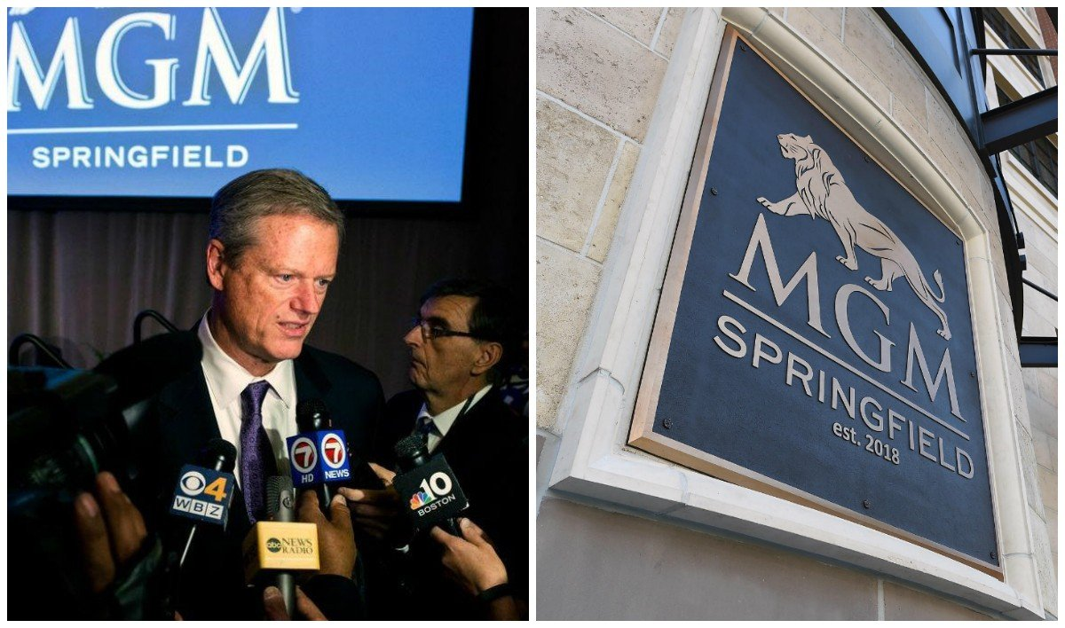 MGM Springfield opening Massachusetts