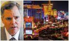 Las Vegas Strip Nevada gaming revenue