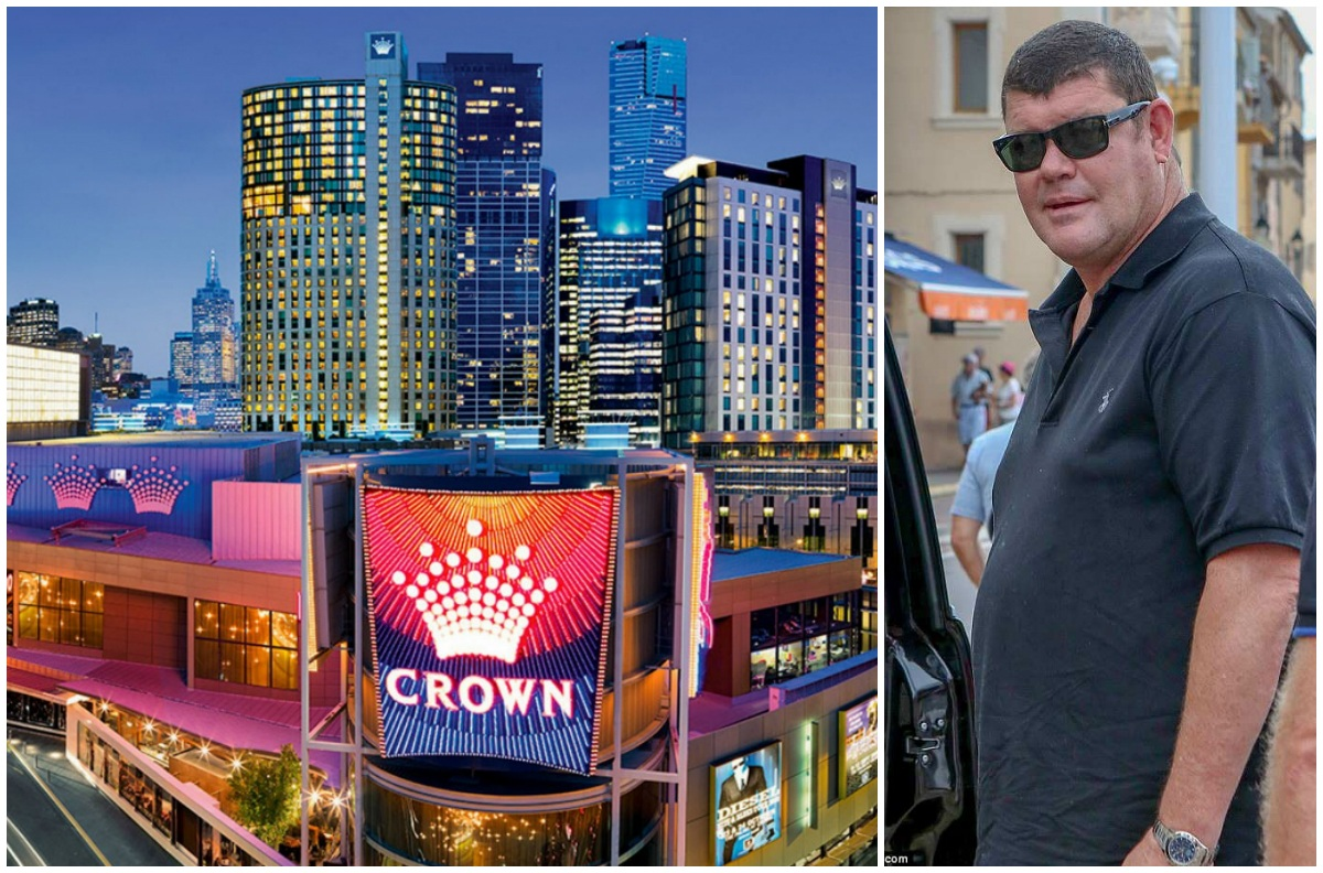 Crown Resorts Melbourne license James Packer