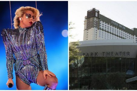 Lady Gaga Las Vegas residency show
