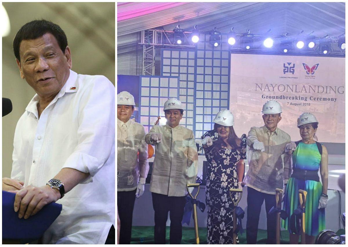 Philippines Rodrigo Duterte casino Manila