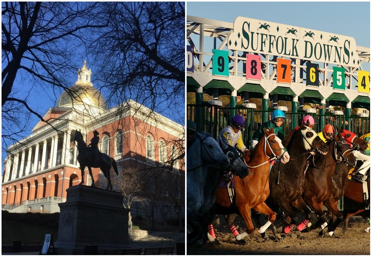 Massachusetts horse racing law Plainridge