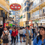 Macau Buoyant as Visitors Splurge $2 Billion On Retail Opportunities Away from Tables
