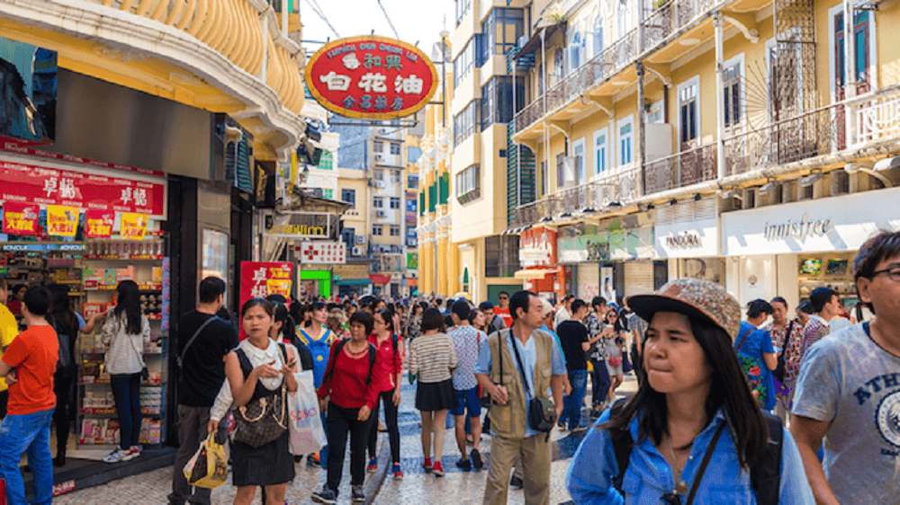 Macau retail