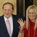 Sheldon Adelson and Wife Miriam Open Their Checkbooks Again for GOP Candidates as November Nears