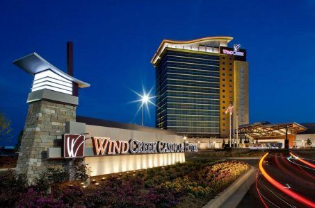 The Wind Creek Casino Montgomery