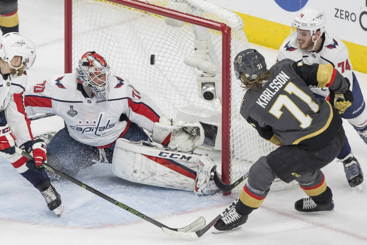 Golden Knights odds NHL betting
