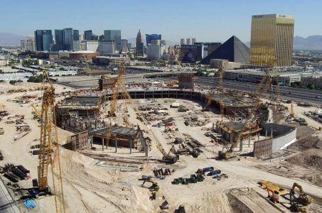MGM Resorts Las Vegas stadium