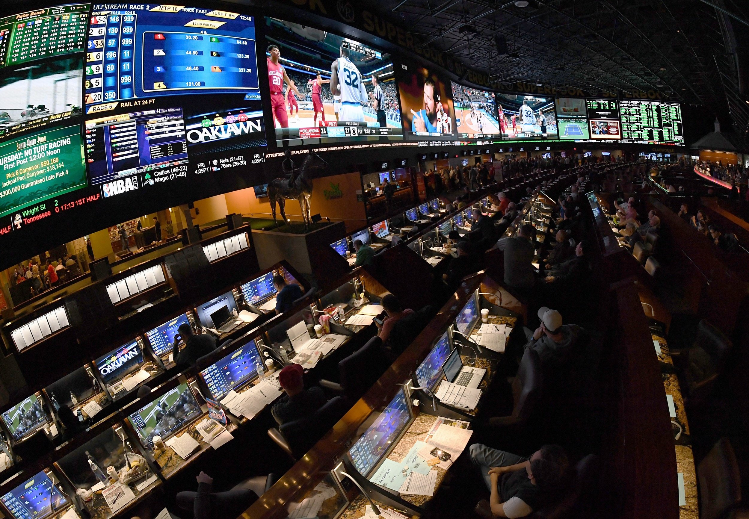 understanding vegas sports betting