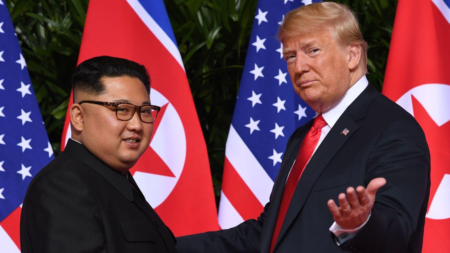 casino news 2018 Trump Kim Jong Un