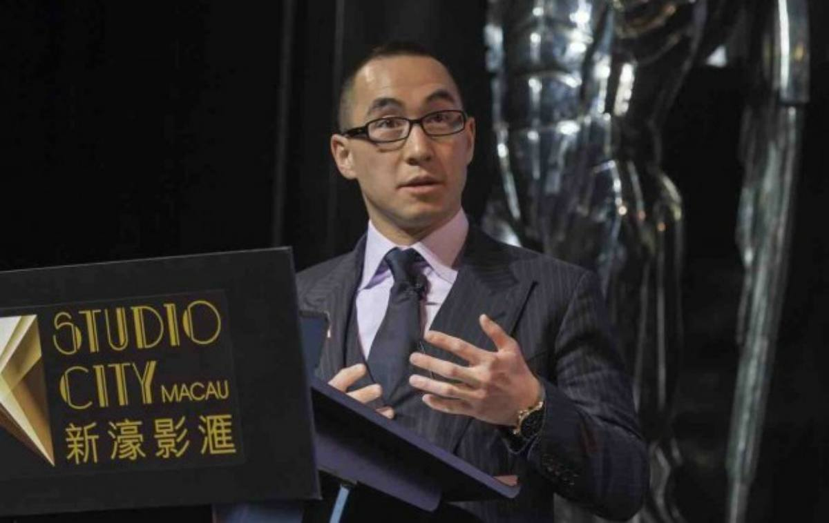 Melco Resorts stock shares Macau