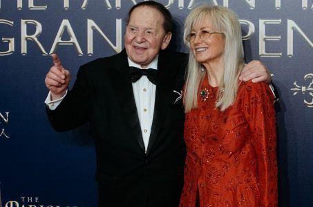 Sheldon Adelson political odds