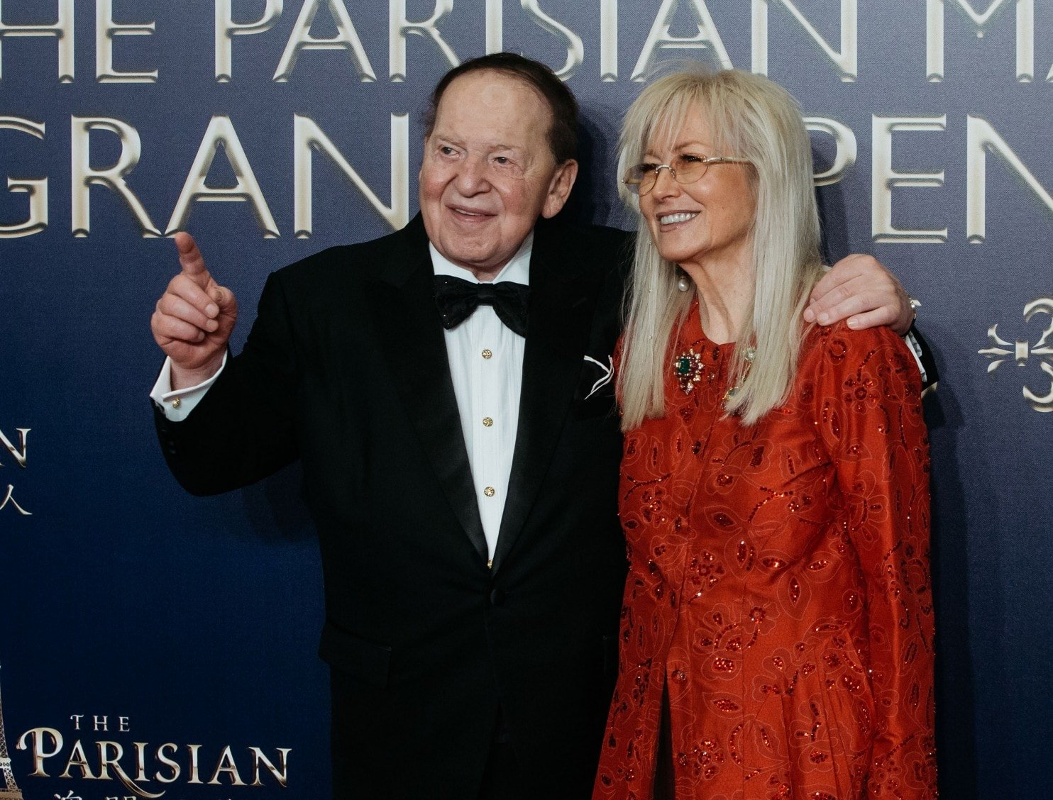 Sheldon Adelson political odds