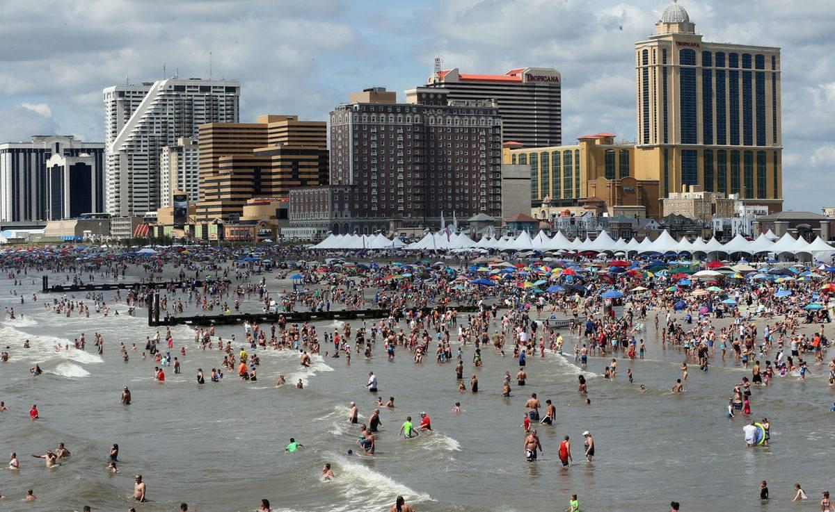 Atlantic City casinos job layoffs