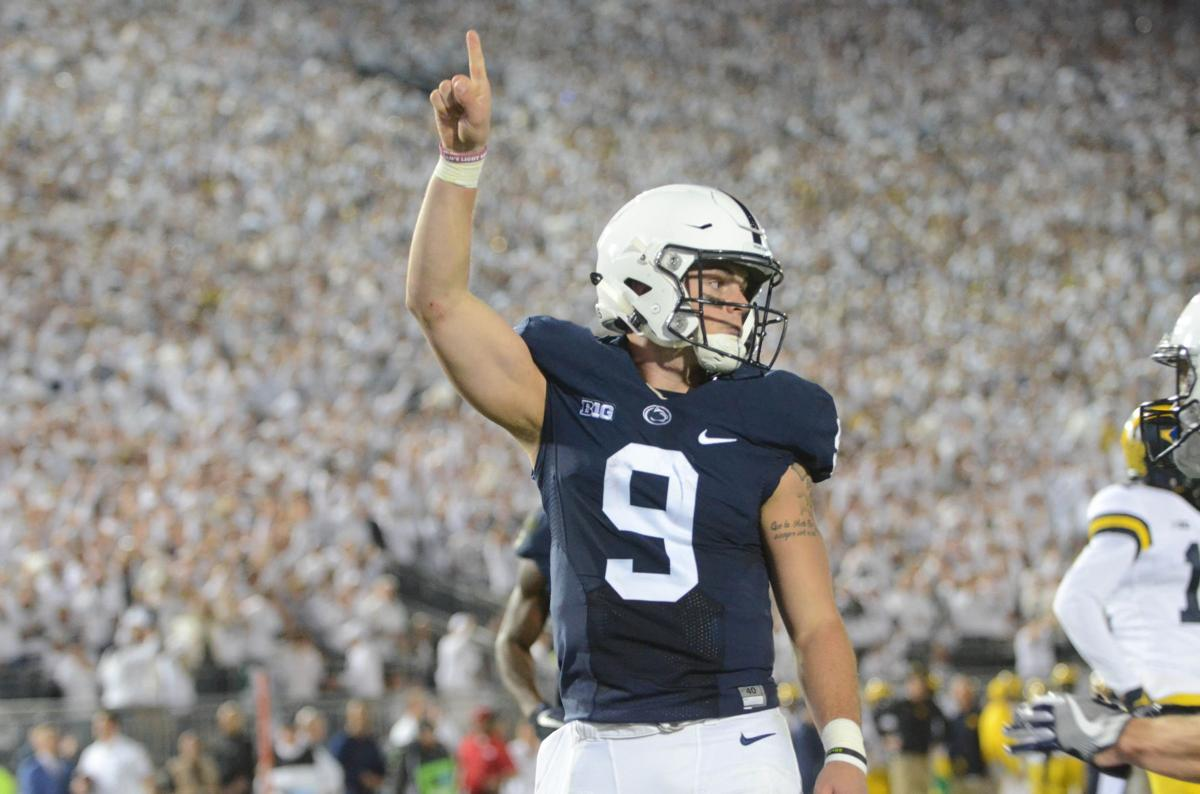 Ohio State Penn State college football odds