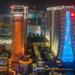 Cotai Macau gaming revenue