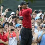 Tiger Woods Driving Golf Betting Interest, Sport Teed Up for Gambling Growth