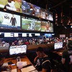 New Jersey sportsbooks revenue