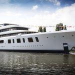 Steve Wynn Drops Anchor in Monte Carlo in $215 Million Super Yacht