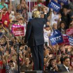 President Donald Trump Visits Las Vegas to Urge Nevada GOP Vote, While Political Bettors Put Money on Dems to Take House