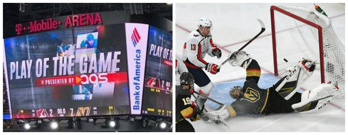 Vegas Golden Knights Partner With Another Gaming Company