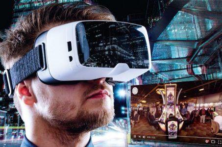 VR casinos global gaming markets