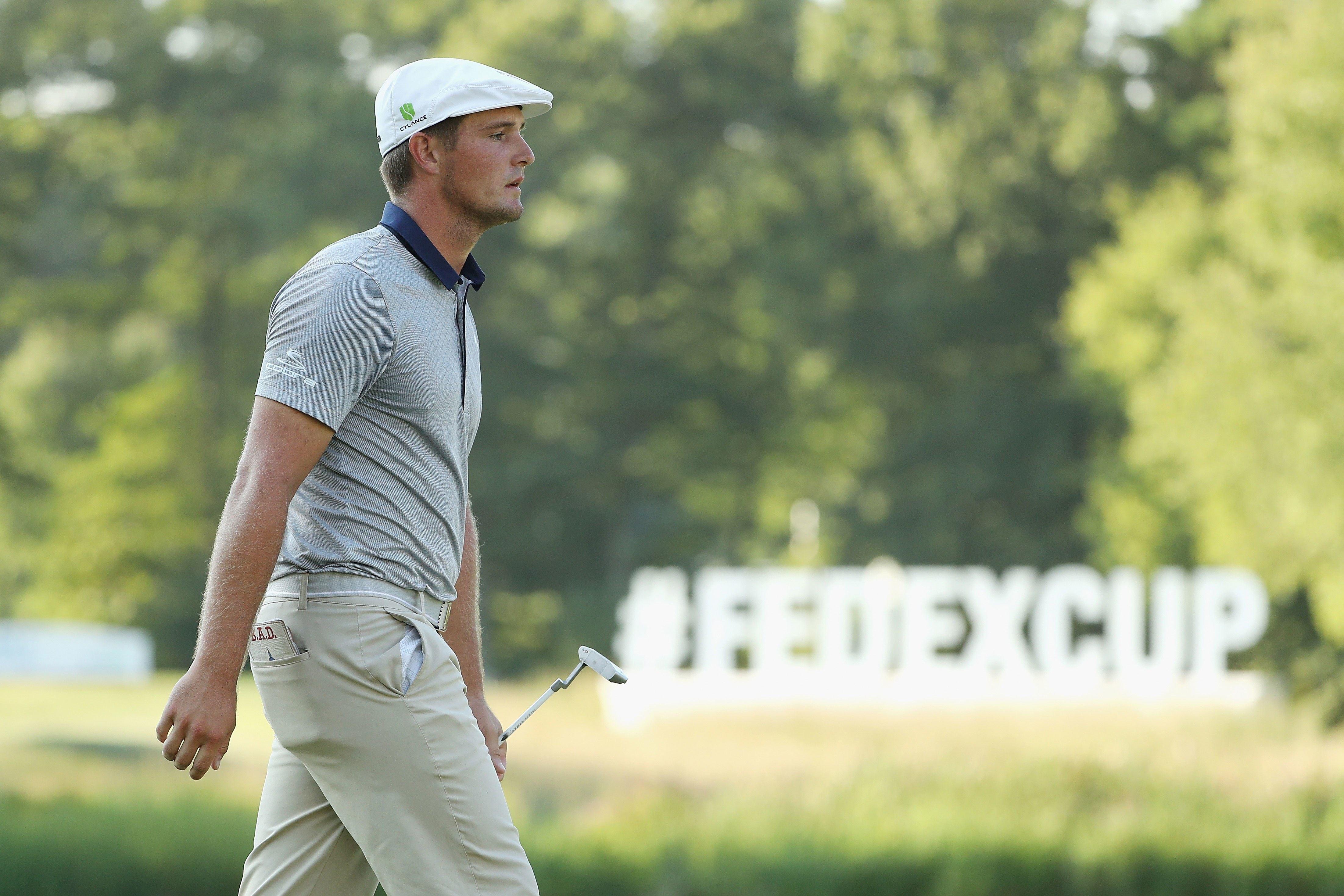 Bryson DeChambeau FedEx Cup golf odds