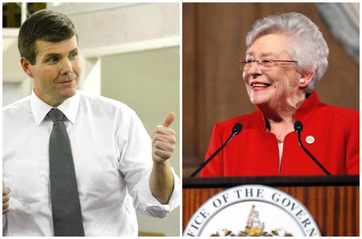 Alabama lottery governor race