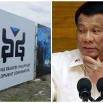 Philippines President Rodrigo Duterte Says DOJ Agrees Landing Casino Cannot Proceed