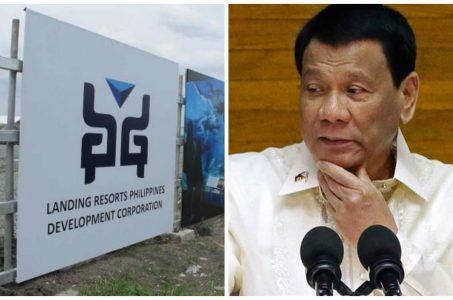 Rodrigo Duterte Philippines casino