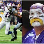 Shocking Buffalo Bills Upset of Minnesota Vikings Costs Bettors, Patriots Loss Saves Sportsbooks