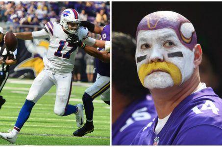 Buffalo Bills NFL odds Patriots line
