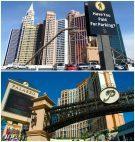 Las Vegas casinos parking resort fees