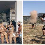 Dan Bilzerian arrest warrant Instagram