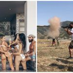Dan Bilzerian arrest warrant Instagram
