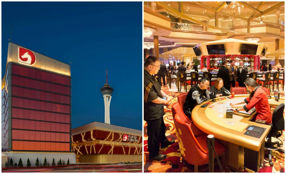 Lucky Dragon Las Vegas casino